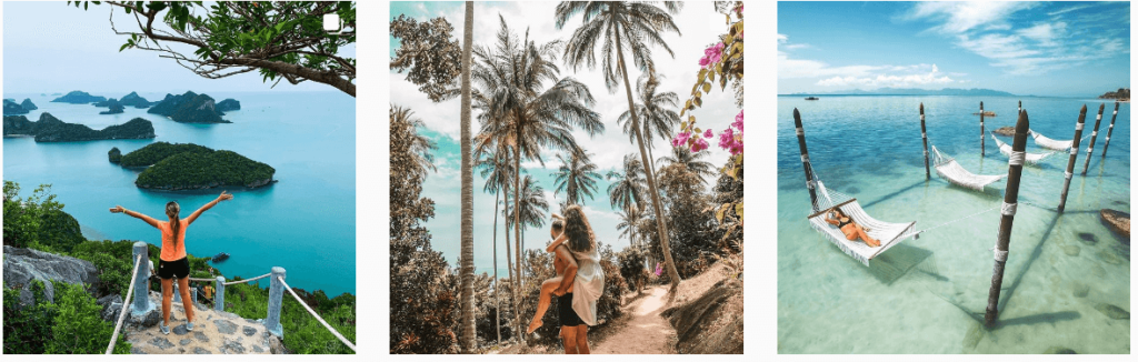 Koh-Samui-Island-Thailand   Most Instagrammable places in Thailand